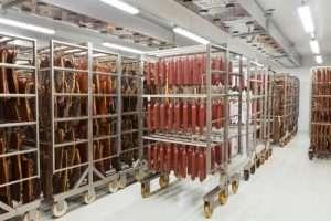 Производство колбасы рентабельный и быстро окупаемый бизнес