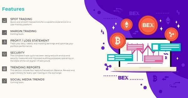 BinexTrade - сайт