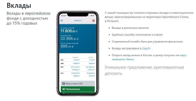 Bravia fund-сайт